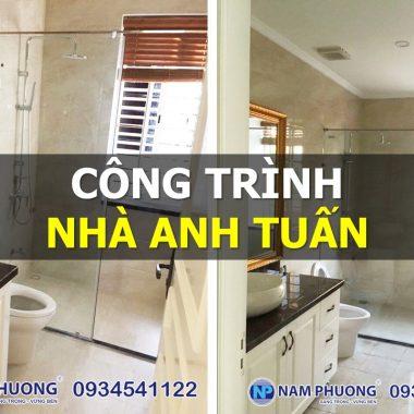 Công trình nhà anh Tuấn, Ninh Bình