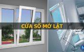 cửa sổ mở lật