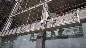Thi công vách kính mặt dựng tại hà nội 6