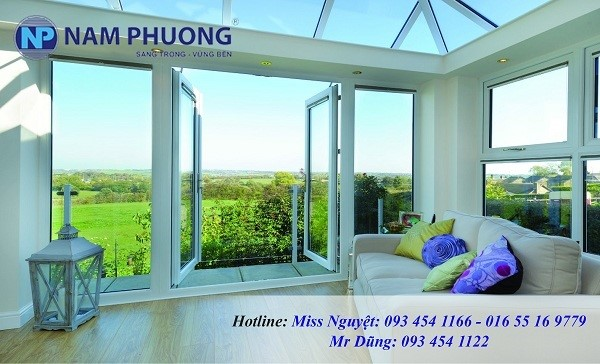 Liên hệ ngay với Nam Phương Window khi có nhu cầu thi công cửa nhôm xingfa tại Hà Nội