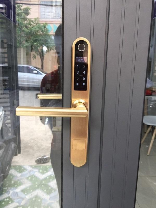 Khóa cửa nhôm cho cửa nhôm Xingfa