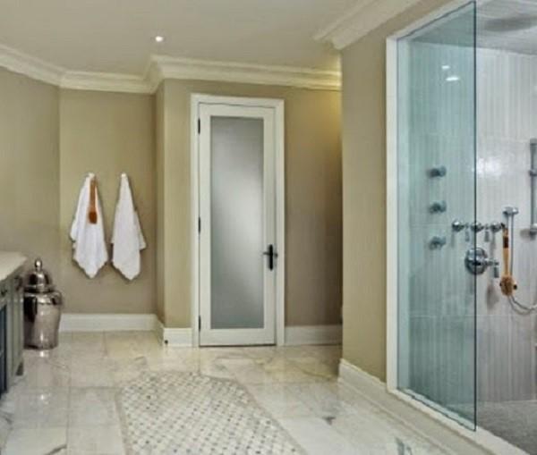 Cửa nhôm kính nhà vệ sinh, nhà tắm, toilet