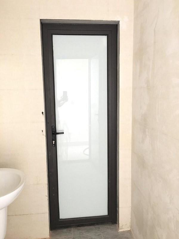 Mẫu cửa nhôm kính Xingfa 1 cánh